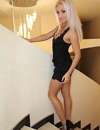 Evening dress - FREE PHOTO PREVIEW - WATCH4BEAUTY erotic art magazine photo #1