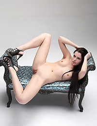 Longhaired - FREE PHOTO PREVIEW - WATCH4BEAUTY erotic art magazine photo #13