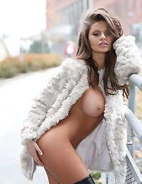 Wintry - FREE PHOTO PREVIEW - WATCH4BEAUTY erotic art magazine photo #13