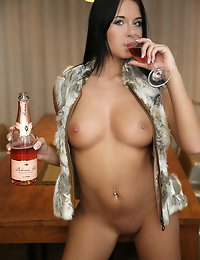 Christmas party - FREE PHOTO AND VIDEO PREVIEW - WATCH4BEAUTY erotic art magazine photo #2