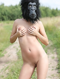 Becca and the beast - FREE PHOTO PREVIEW - WATCH4BEAUTY erotic art magazine photo #16