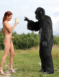 Becca and the beast - FREE PHOTO PREVIEW - WATCH4BEAUTY erotic art magazine photo #4