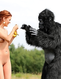 Becca and the beast - FREE PHOTO PREVIEW - WATCH4BEAUTY erotic art magazine photo #5