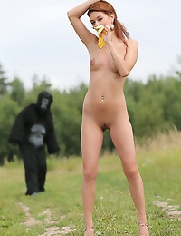 Becca and the beast - FREE PHOTO PREVIEW - WATCH4BEAUTY erotic art magazine photo #9