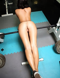 Fitness centre - FREE PHOTO PREVIEW - WATCH4BEAUTY erotic art magazine photo #12