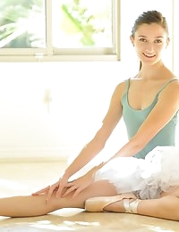 FTV Girls Claire The Professional Ballerina - FTVGirls.com photo #2