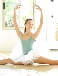 FTV Girls Claire The Professional Ballerina - FTVGirls.com photo #3