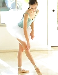 FTV Girls Claire The Professional Ballerina - FTVGirls.com photo #5