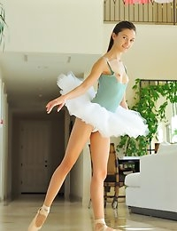 FTV Girls Claire The Professional Ballerina - FTVGirls.com photo #8