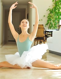FTV Girls Claire The Professional Ballerina - FTVGirls.com photo #9