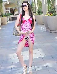 FTV Girls Lacey Flashes Pink - FTVGirls.com photo #3