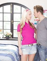 "Pure 18â""¢ Presents Hailey Holiday in Horny Hailey- Movies And Pictures photo #3"