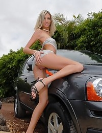 Eroberlin-Chanel-skinny-blond-girl-fuck-my-Volvo photo #5