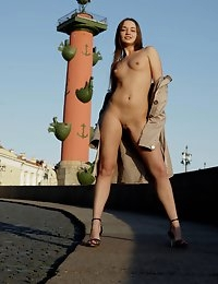 Fedorov-hd-Joy-morning-city-gorgeous-girl-spread-ass-nudes-public-tour  photo #5