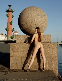 Fedorov-hd-Joy-morning-city-gorgeous-girl-spread-ass-nudes-public-tour  photo #7