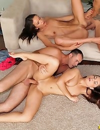 Euro Sex Parties™ Presents Aurelly Rebel in Riding Good! - Movies And Pictures  photo #10