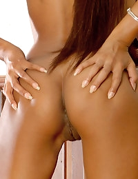 Brunette Recruit Kelly Actiongirls.com photo #12