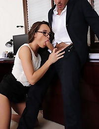 Teal Conrad and Mick Blue  - Naughty America photo #5