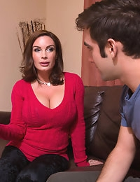 Diamond Foxxx and Logan Pierce in My Friend's Hot Mom - Naughty America photo #3