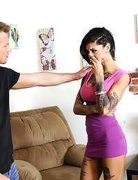 Bonnie Rotten and Bill Bailey in My Friend's Hot Got - Naughty America photo #2