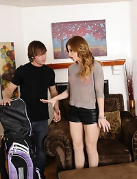Brooklyn Lee and Billy Hart  - Naughty America photo #2