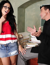 Madelyn Monroe and Billy Glide in Naughty Bookworms - Naughty America photo #4