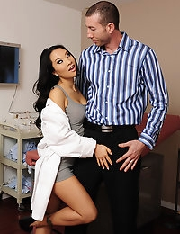 Asa Akira and Jordan Ash in I have a Wife - Naughty America photo #3