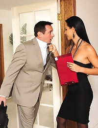 Laly and Tristan Seagal  - Naughty America photo #4
