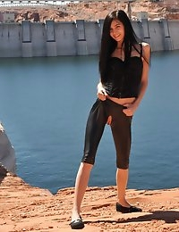 Eroberlin Zoe Rush sexy Glan Dam Arizona USA photo #3