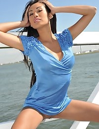 Eroberlin Kim Davon no Ferry to Rotterdam philippines Topmodel photo #10