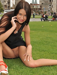 Eroberlin Maria russian public sightseeing downtown Berlin photo #15