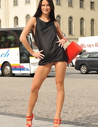 Eroberlin Maria russian public sightseeing downtown Berlin photo #2