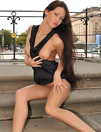 Eroberlin Maria russian public sightseeing downtown Berlin photo #5