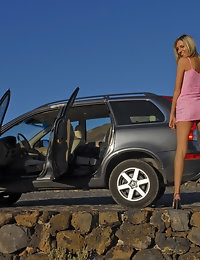 Eroberlin Chanel spanish car sex outdoor Tenerife photo #11