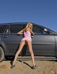 Eroberlin Chanel spanish car sex outdoor Tenerife photo #4