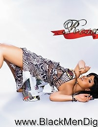 :: Black Men Digital Features Rosa Acosta :: photo #9