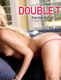 Veronica Ricci, Aaliyah Love Pictures in Double Trouble photo #3