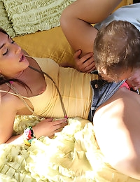 TeenFidelity.com - The couple that plays together, stays together! photo #9