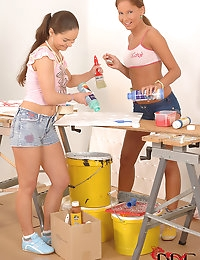 Jeny Baby & Lauryn May : | girl girl | : Free picture gallery : Euro Teen Erotica - The sweetest and most beautiful girls on the net! | girl girl |  photo #4