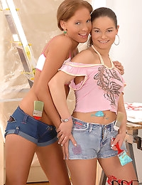 Jeny Baby & Lauryn May : | girl girl | : Free picture gallery : Euro Teen Erotica - The sweetest and most beautiful girls on the net! | girl girl |  photo #5