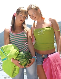 Blue Angel & Yasmine Gold :   LESBIAN   TEEN   hardcore   girl girl   : Free picture gallery : Euro Teen Erotica - The sweetest and most beautiful girls on the net!   LESBIAN   TEEN   hardcore   girl girl    photo #3