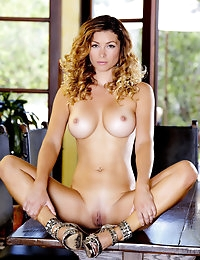 Featuring Heather Vandeven at Twistys.com photo #11