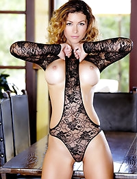 Featuring Heather Vandeven at Twistys.com photo #5