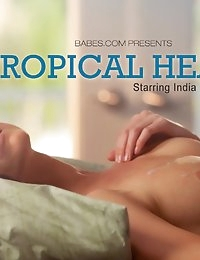 Nude Pics Of India Summer In Tropical Heat - Babes.com photo #11