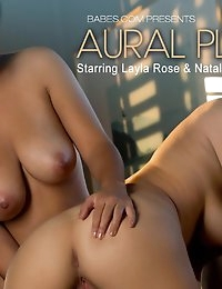 Nude Pics Of Layla Rose, Natalia Starr In Aural Pleasure - Babes.com photo #10