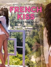 Nude Pics Of Chloe Amour In French Kiss - Babes.com photo #10