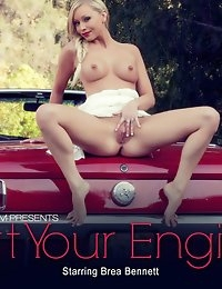 Nude Pics Of Brea Bennett In Start Your Engines - Babes.com photo #10