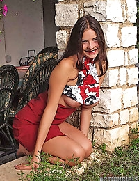 Exclusive Recruits Blake Photos Actiongirls.com photo #1