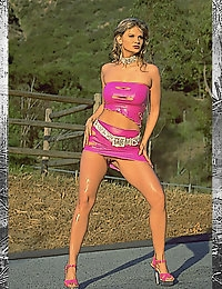 Exclusive Recruits Amy Easton Photos Actiongirls.com photo #1