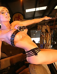 Exclusive Actiongirls Marie Cluade  Photos Actiongirls.com photo #15
